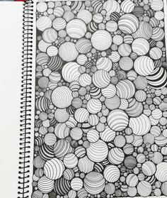 Doodle Art Drawing, Zentangle Drawings, Doodles Zentangles, Mandala Drawing, Pencil Art Drawings, Zentangle Patterns, Painting & Drawing, Zen Doodle Patterns, Doodle Borders