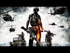 Creedence Clearwater Revival - Fortunate Son (Battlefield Bad Company 2 Vietnam - Soundtrack) [HD] - YouTube