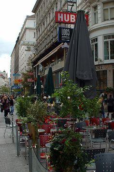 Kärntner Strasse,Vienna,Austria