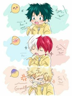 i'd blush too, maybe even a boner, if i saw shoto ate a banana like that Boku No Hero Academia, My Hero Academia Memes, Hero Academia Characters, My Hero Academia Manga, Anime Characters, Fanarts Anime, Anime Manga, Anime Guys, Cute Gay