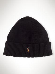 b1559057f76 Signature Cuffed Merino Hat - Hats Hats