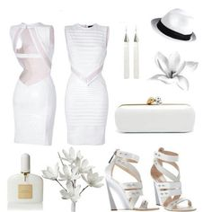All White party outfit -.- Another outfit is surely wear! Lol I just love all white parties. All White Party Outfits, All White Outfit, Summer Outfits, Cute Outfits, White Parties, White Dress, Dinner Outfits, Capsule Wardrobe, Dressed To Kill