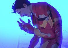 """Civil War: Tony Stark's Despair"" - by taras1234."