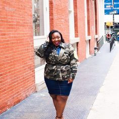 View our Camo Utility Jacket with Patches and shop our selection of designer women's plus size Coats + Jackets, clothing and fashionable accessories.