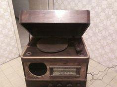 Radiola antiga.