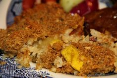 Oh, you better bet I will be making this.  Deep South Dish: Summer Squash and Rice Gratin#comment-form#comment-form