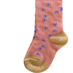 Bobo Choses Star Socks found on Polyvore