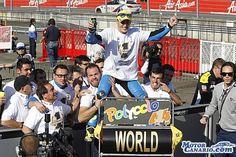 El título de Moto2 asegura que España se hará con los tres Mundiales de 2013. #MotoGP #motos #motociclismo #motorcycles
