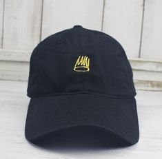 695a533bc70 Born Sinner Crown Baseball Cap Curved Bill Dad Hat 100% Cotton Cole World J