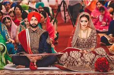Punjabi Sikh wedding