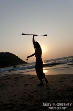 Spin The Light #spinthelight #india #places #people #beach #sunset #photography