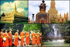 Que ver y que hacer en Laos http://www.vietnamitasenmadrid.com/laos/que-ver-en-laos.html