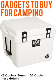 K2 Coolers Summit 30 Cooler … (This is an affiliate link) #campingkitchen