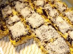<p>Această prăjitură a fost lăudată și făcută (în repetate rânduri) chiar și de oameni care nu prea sunt amatori de cocos- în general Tocmai de aceea- prăjitura Vis de cocos