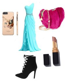 """""""Untitled #14"""" by emmaca-varga on Polyvore featuring Betsey Johnson and Kitty Kat"""