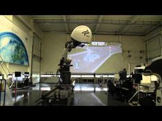DLR Robotic Motion Simulator - Driving Simulation