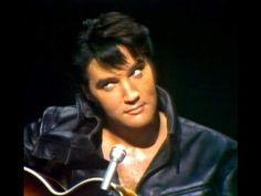 Elvis Presley - Live Comeback Special TV 1968 (HQ Full Concert)