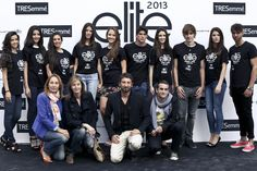 Momentos del casting #EML 2013 Málaga #TRESemmé