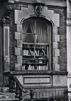"André Kertész. ""On Reading"""