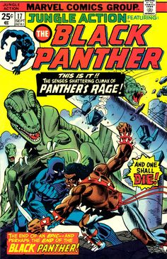 Jungle Action #17 cover by Gil Kane