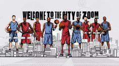 Speed. Power. Versatility. Deceptiveness. The City of Zoom has it all. Animation by Shotopop. Illustration by Ilovedust  Cel animation: Dipankar Sengupta AE…