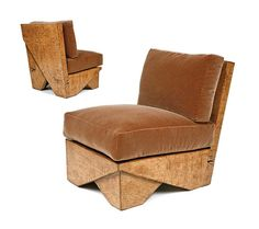 Origami Lounge Chair