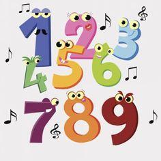 Canción los números. Guiainfantil.com ofrece letras de canciones infantiles para niños y bebés. Seleccionamos las mejores canciones infantiles para que los padres puedan disfrutarlas con sus hijos.