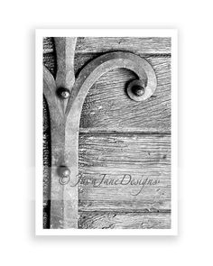 Letter R - Alphabet Photography Individual 4x6 Black and White Photo for Name Frames (R2)