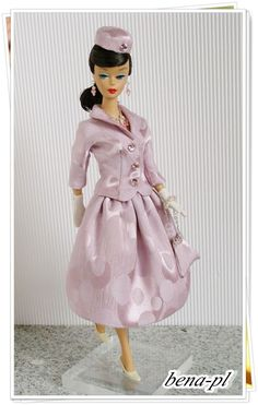 bena-pl  Clothes for Silkstone & Vintage Barbie OOAK outfit | Dolls & Bears, Dolls, Barbie Contemporary (1973-Now) | eBay!