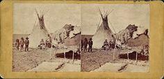 Yankton-Indians-Dakota-Sioux-Homes-tipis