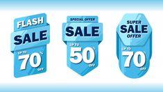 Sale banners set Premium Vector | Premium Vector #Freepik #vector Torn Paper, Red Paper, Sale Banner, Web Banner, Banner Vector, Banner Template, Paper Banners, Sale Promotion, Banner Design