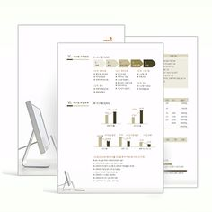 System proposal - word template cover + sample + ppt (시스템구축 제안서 - 워드템플릿 + 표지 + 샘플 + PPT템플릿 포함)