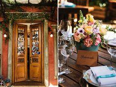 Casamento Diurno | Marina + Gustavo | Vestida de Noiva | Blog de Casamento por Fernanda Floret