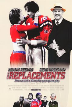 Rating: PG13 · Genre: Comedy Drama · Run time: 1 hrs 58 min  Synopsis: The 1987 National Football League players' strike inspired this sports-themed comedy. The Washington Sentinels are one of the strongest teams in pro football -- until contract negotiations break down and the Sentinels go on strike. Determined to play the team's schedule, owner Edward O'Neil (Jack Warden) recruits a ragtag band of scab players, to be headed up and whipped into shape by the retired veteran coach Jimmy McGint...