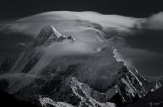 Photograph Mount Haramosh 7409m.. by Atif Saeed on 500px