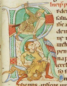 Cologny, Fondation Martin Bodmer, Cod. Bodmer 127: Passionary of Weissenau · 12th century (http://www.e-codices.unifr.ch/en/list/one/cb/0127)