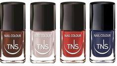 TNS Cosmetics Skyline Collection per l'autunno/inverno 2015