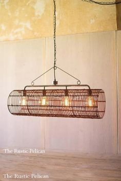 14 Brilliant Fresh Rustic Farmhouse Remodel Ideas For New Look - Rearwad Farmhouse Chandelier, Metal Ceiling, Rustic Chandelier, Rustic Lighting, Chandeliers, Farmhouse Lighting, Outdoor Chandelier, Industrial Lighting, Lighting Ideas
