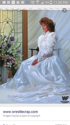 Ms. Elizabeth when married Randy Savage