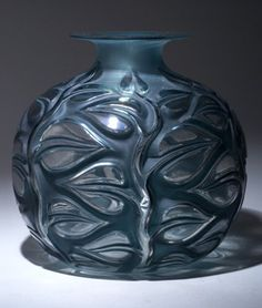R. LALIQUE Sophora vase, circa 1926, i