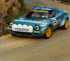 Lancia Stratos Nico Barban Ciocco 1979 Fiat Sport, Sport Cars, Race Cars, Automobile, Rally Raid, Lancia Delta, Car And Driver, Sexy Cars, Cars And Motorcycles