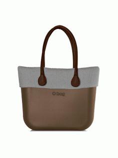 O bag lana grigia O Bag, Style Me, Chanel, Clock, Outfit, Fashion, Purses, Zapatos, Clocks
