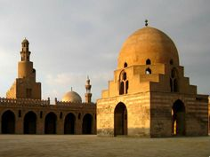 Ibn Tuloon Mosque, Egypt