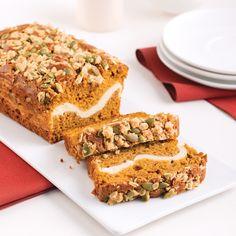 Après avoir goûté à ce pain, gageons que la citrouille ne servira plus seulement de décoration d'Halloween chez vous!