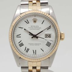 NEW IN: #Rolex #Datejust #16013 www.ancienne.es