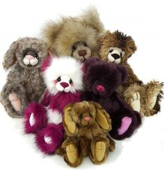 KAYCEE BEARS IN STOCK - Atique & Urchins Bears Online Shop for Charlie Bears, Isabelle, Steiff, Merrythought - (Powered by CubeCart)