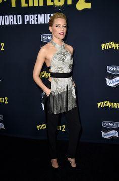 "Elizabeth Banks Photos - Premiere Of Universal Pictures' ""Pitch Perfect 2"" - Red Carpet - Zimbio"