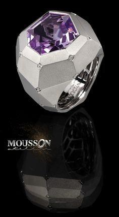 #geometry #rings #gold #jewellery #dezign #design #style #moussonatelier