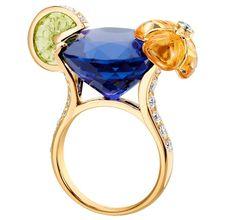 Piaget Cocktail Ring伯爵雞尾酒指環