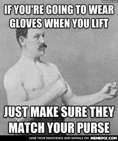 Mark Rippetoe's advice on lifting